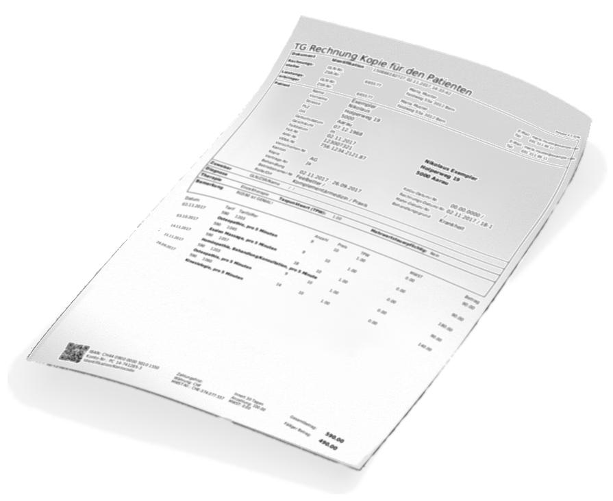 Tarif 590 Rechnungen erstellen kostenlos